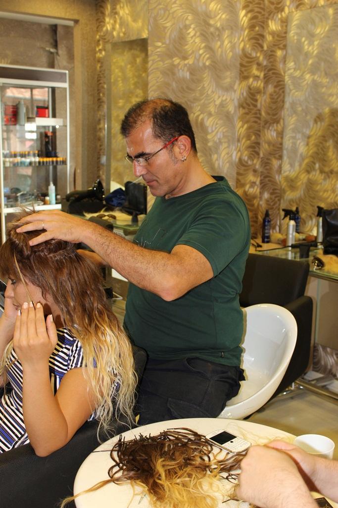 Saç Kaynakları