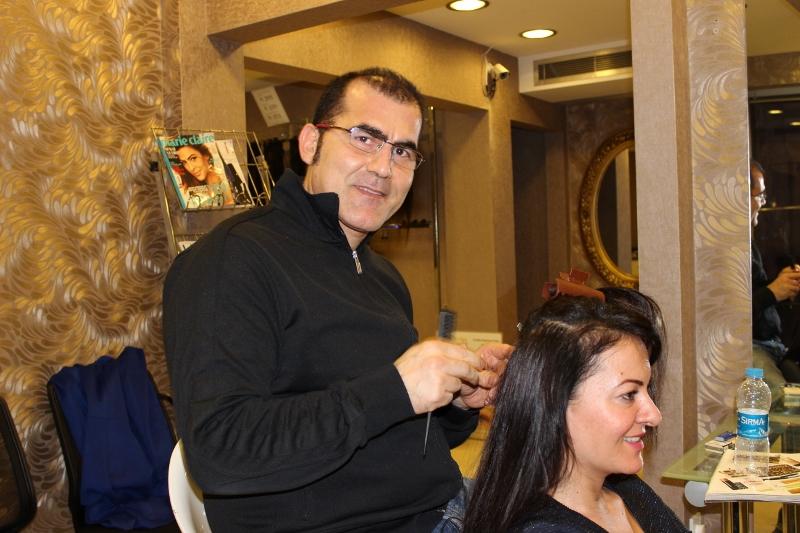 Saç kaynak uzmanı