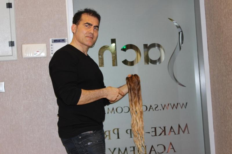 Sach Saç Kaynak Kurucusu Murat Kolukırık