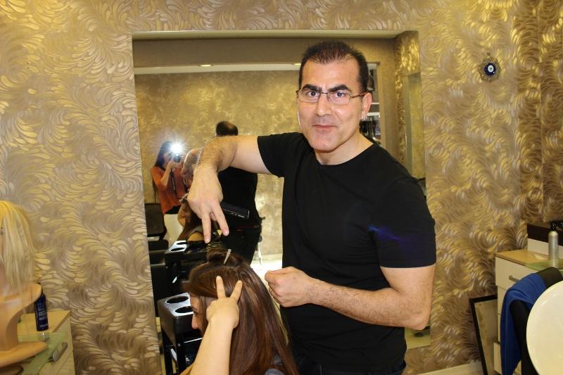 Murat Kolukırık Saç kaynakları