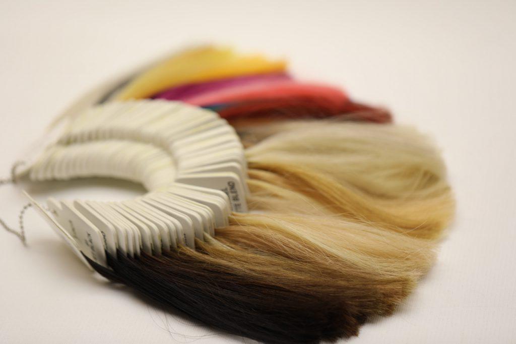 kısa saçlara mikro saç kaynak